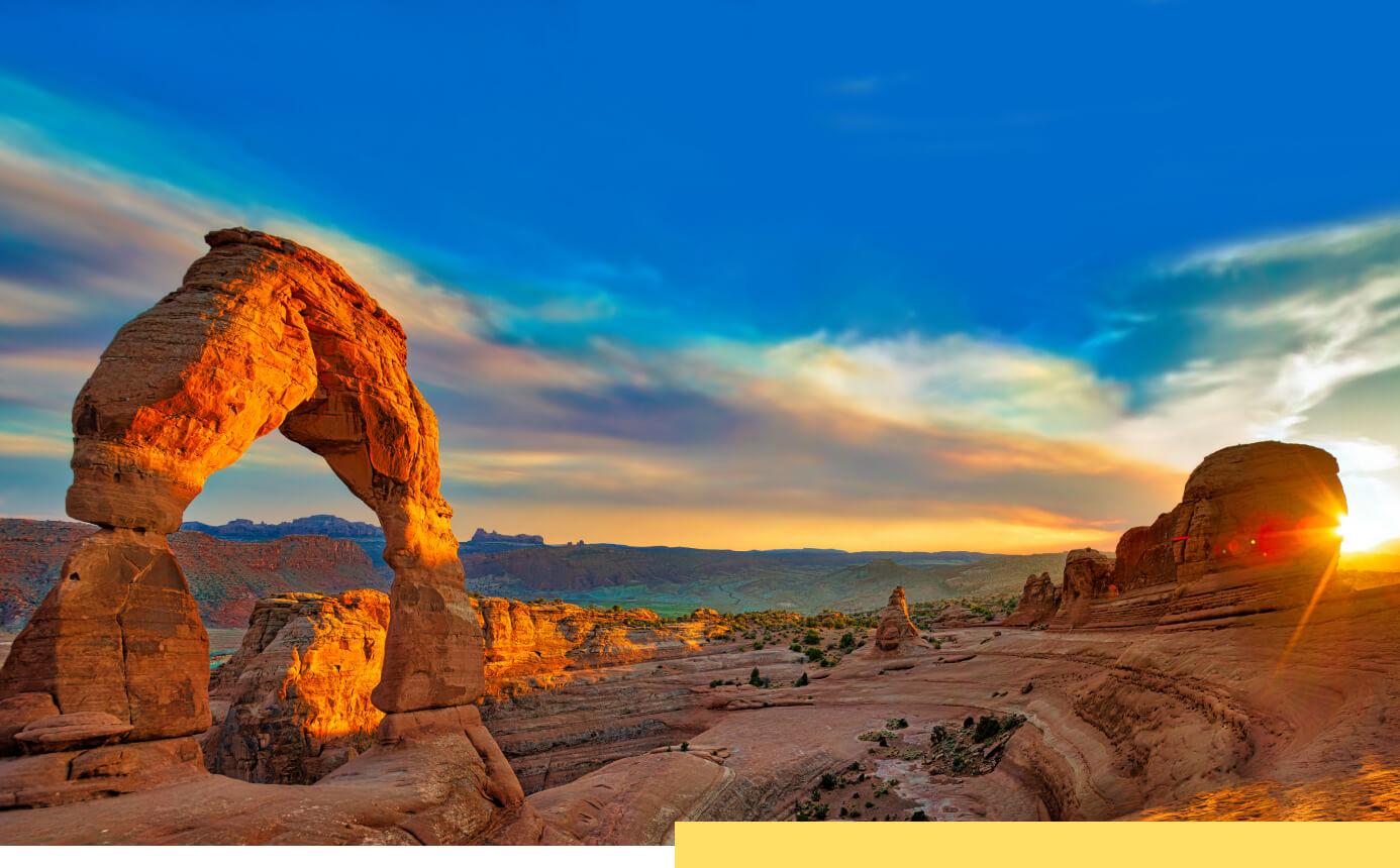 Landscape about Moab
